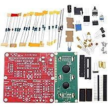 KKmoon M8Digital Inductancia Capacímetro tuercas Kit Condensador électrolytique Tester Probador