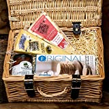 Hamper with Cave Matured Cheddar & Cheddar with Tomato & Red Onion