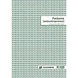 Exacompta 13291E Manifold Factures 50 Feuillets