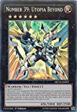 Yu-Gi-Oh! - Number 39: Utopia Beyond (NECH-EN095) - The New Challengers - 1st Edition - Super Rare by Yu-Gi-Oh!