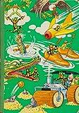 Lurchis gesammelte Abenteuer. Das lustige Salamanderbuch. Bd. 1. Folgen 1-21 der Heftreihe