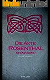 Showdown - Die Akte Rosenthal - Teil 2 (Seelenfischer-Tetralogie - Band 4)