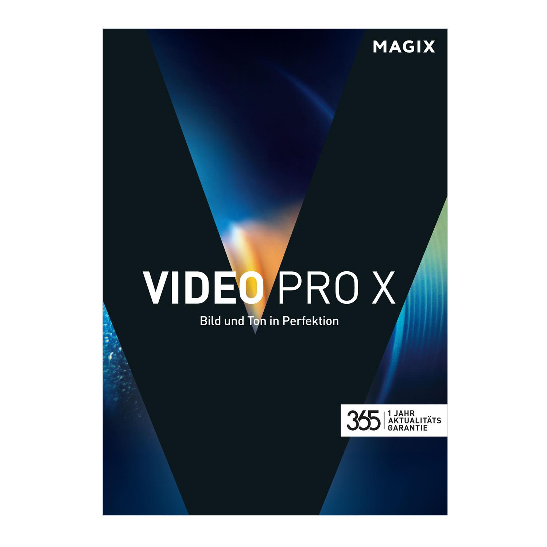 MAGIX Video Pro X – Version 9 – Professionelle Videobearbeitung in einer...