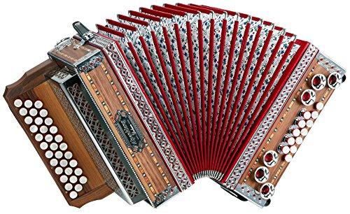 Alpenklang 3/II Harmonika
