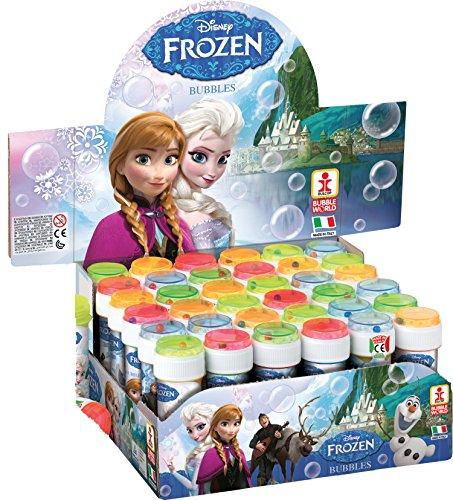 Disney Frozen - Expositor de Pompas de jjabón Disney Frozen (36 unidades)