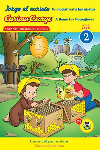 Jorge el curioso Un hogar para las abejas/Curious George A Home for Honeybees (CGTV Reader)