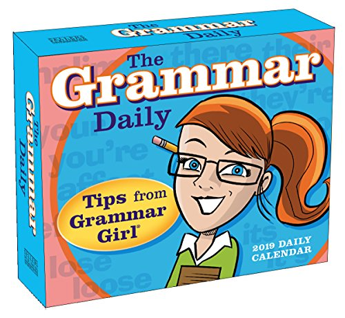 2019 the Grammar Daily Tips from Grammar Girl Boxed Daily Calendar: By Sellers Publishing
