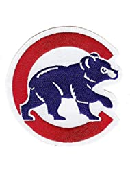 The Emblem Source Chicago Cubs Home Jersey Sleeve Patch by Emblem Source