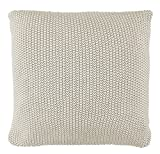 Marc O`Polo Zierkissen Nordic knit Oatmeal 50 x 50 cm