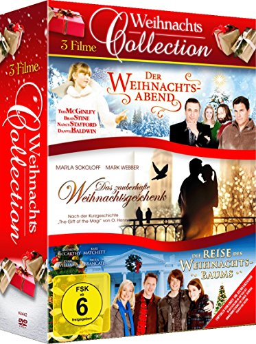 Weihnachts Collection - 3 Filme Edition [3 DVDs]