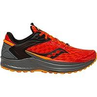 Saucony Canyon TR 02 Scarpa Running da Trail per Uomo Arancione