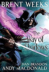 The Way of Shadows: The Graphic Novel (The Night Angel Trilogy) by Brent Weeks (2014-10-07)
