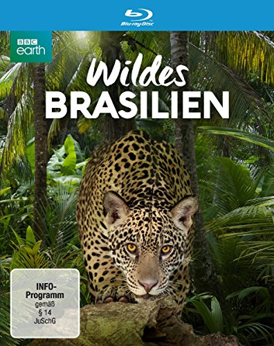 Wildes Brasilien - Land aus Feuer und Wasser [Blu-ray]