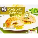 Morrisons Garlic Butter Chicken Kievs, 350g, 2 Portions (Frozen)
