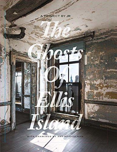 The ghosts of Ellis Island. Ediz. illustrata