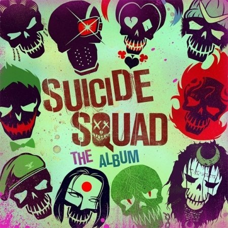Suicide Squad: The Album - O.S.T. / ???????????????????? ???????????? - Ost by Various (2017-07-21)