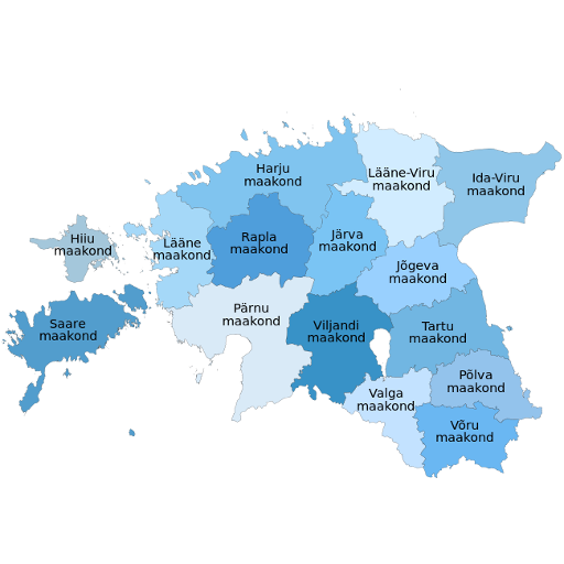 Municipalities of Estonia