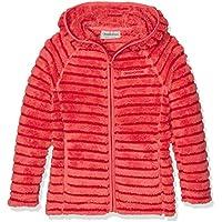 Craghoppers Farley de niños con capucha chaqueta polar, Infantil, Farley Hooded Jacket, Watermelon Combo