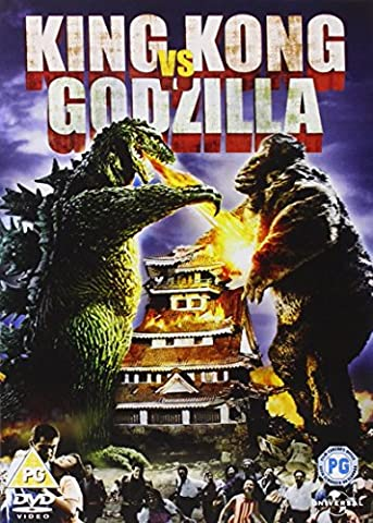 King Kong Vs Godzilla [Import anglais]