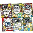Liz Pichon Tom Gates 6 Books Collection Set Pack RRP 35.95 (Genius Ideas, Everything Amazing, Excellent Excuses, The Brilliant World of Tom Gates, Tom Gates is Absolutley Fantastic, Best Book Day Ever)