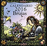2016 Calendario de las Brujas (Agendas Y Calendarios 2016) (Calendario)