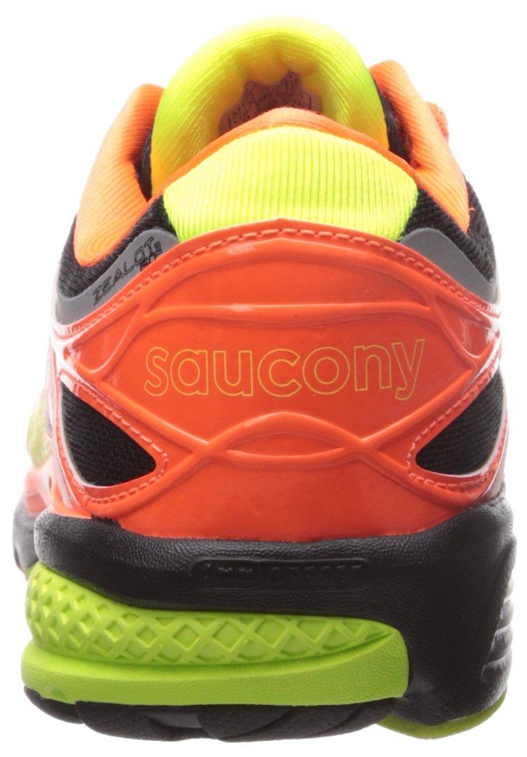 Saucony Men's Zealot Iso 2 Running Shoe, One Size