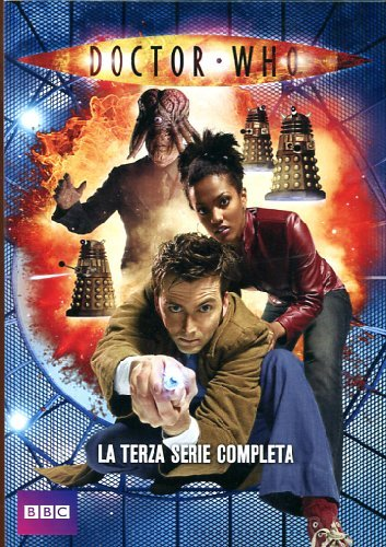 Doctor Who - Stagione 03 (6 DVD) (New Edition)