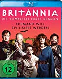 Britannia - Die komplette erste Season [Blu-ray]