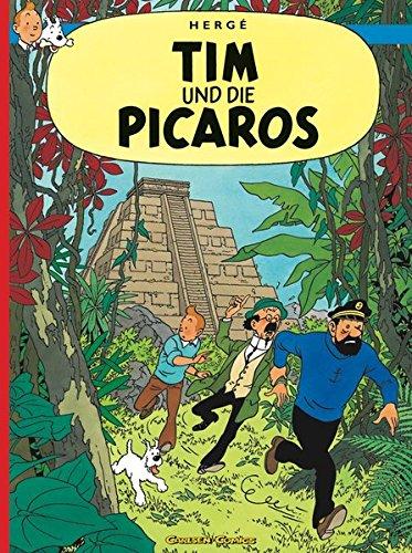 Tim und Struppi : Tim und die Picaros par Herge