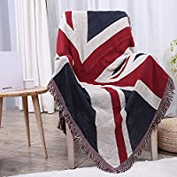 Amazon.fr : plaid union jack : Cuisine & Maison