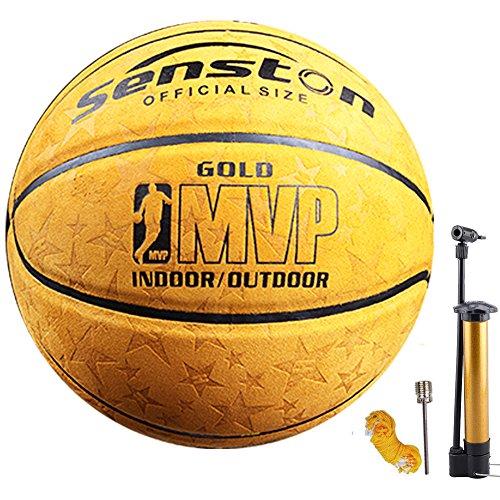 Senston Adulto Pelota Baloncesto Outdoor Balón Baloncesto