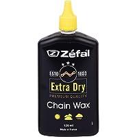 ZEFAL Extra Dry Wax -Lubrifiant chaîne vélo à Base de Cire-Propreté optimale de la Transmission Mixte Adulte, Noir-Jaune…