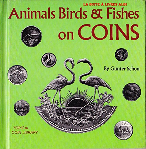 Animals, Birds and Fishes on Coins Ordres, Décora...