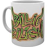 GB eye Ltd Billie Eilish - Taza de cerámica (10 onzas)