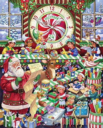 Vermont Christmas Company La Tierra de los Juguetes Rompecabezas de 1000 Piezas (Jigsaw Puzzle)