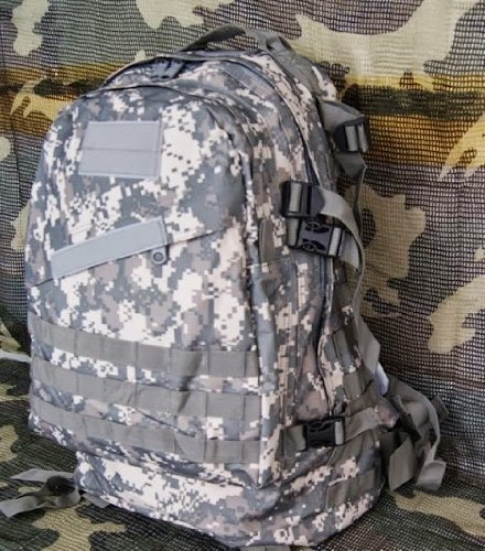 Militär Rucksack Angriff Molle 35L US-Flecktarn, AT- digitaltarn, Sandgelb, Schwarz US AT- digitaltarn
