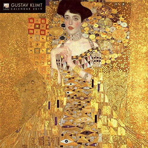 Gustav Klimt 2019 Calendar par Inc Browntrout Publishers