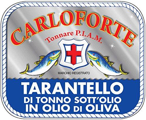 """Tarantello di Tonno Rosso di Carloforte """" l'unico ... l'originale """""""