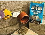 Everbuild JETCEM6 6 KG Jetcem Rapid Set Cement Building Products Technical Mortars (Pack of 2)
