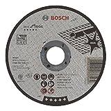 Bosch 2 608 603 504 - Disco de corte recto Best for Inox - A 30 V INOX BF, 125 mm, 2,5 mm (pack de 1)