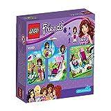 LEGO Friends 41090 - Olivia's Gartenpool Test