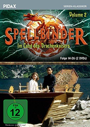 Spellbinder - Im Land des Drachenkaisers, Vol. 2 / Weitere 13 Folgen der preisgekrönten Fantasyserie (Pidax Serien-Klassiker) [2 DVDs]