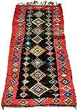 Trendcarpet Tappeto Berberi dal Marocco Boucherouite 270 x 155 cm
