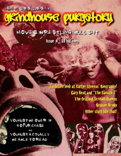 Grindhouse Purgatory - Issue 4: Volume 1