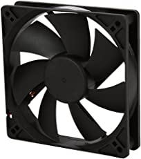 Vaani 120mm 12v 0.25A DC Brush Less Cooling Fan for CPU/Power Supply/LED/SMPS