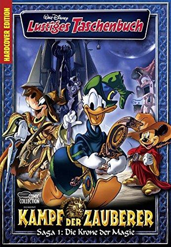 Lustiges Taschenbuch - Kampf der Zauberer Saga 01: Die Krone der Magie