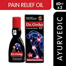 Dr Ortho Oil 60ml, Pack of 2 - Helpful in Joint Pain