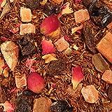 Rooibostee aromatisiert Pflaume Zimt Nachfüllpack 1000g mit Pflaume-Zimt Geschmack Lose