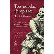 Tres novelas ejemplares (Algar Joven)