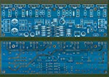 SLB Works Dual DC 30V 2SA1943 2SC5200 400W Mono Channel Power Amplifier Bare PCB Board